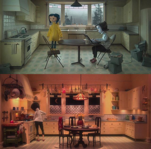 Coraline This Film Has Been A Favourite Of Mine Ever Since I First Saw It Filme Coraline Coraline Cores