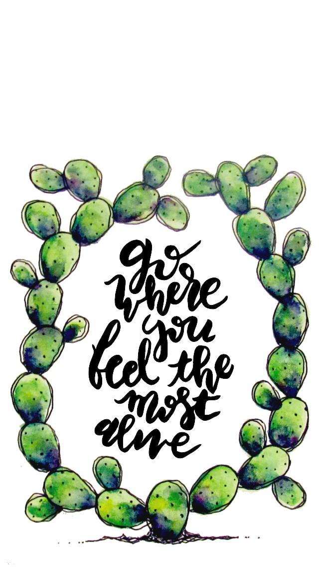 Free iPhone wallpaper by Flourish & Dots - follow ...