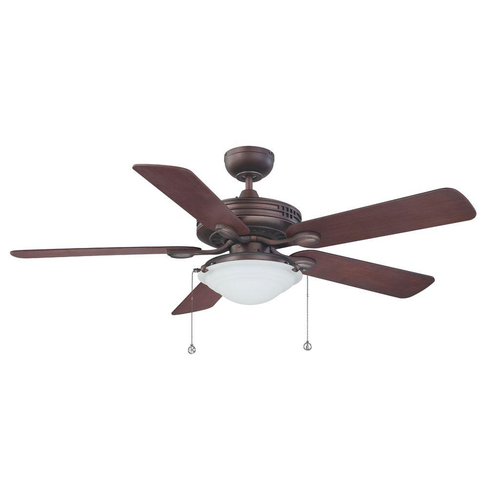 Designers Choice Collection 52 In Oil Brushed Bronze Ceiling Fan Ac18552 Obb Ceiling Fan With Light Bronze Ceiling Fan Ceiling Fan
