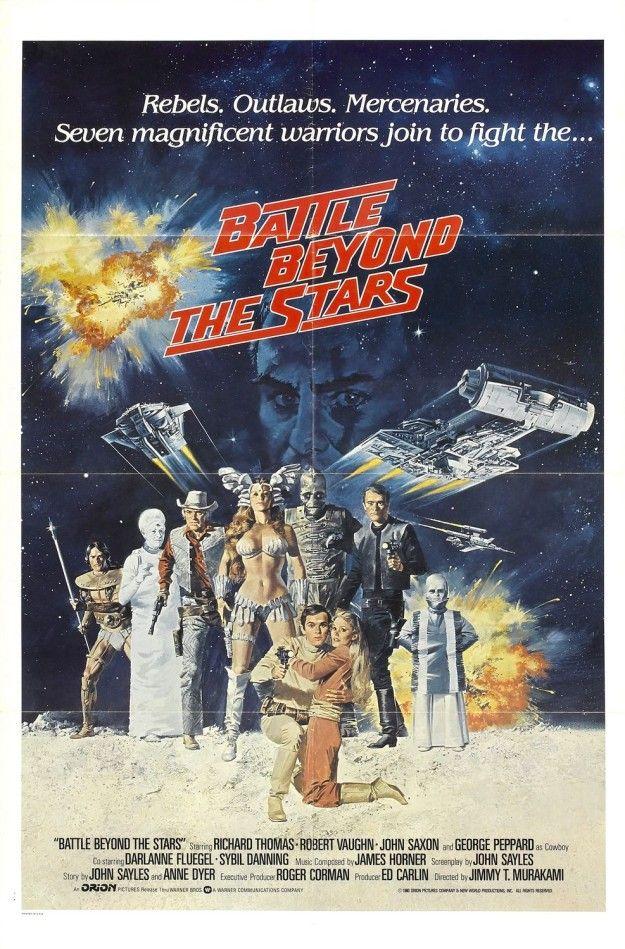 Les Mercenaires De L'espace 1980 : mercenaires, l'espace, Mercenaires, L'espace, Science, Fiction, Movie, Posters,, Classic, Movies