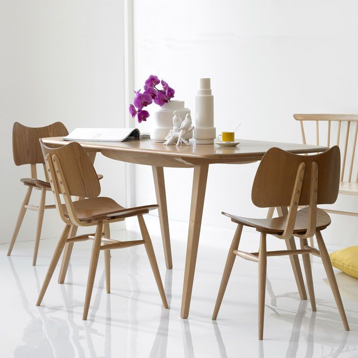 Ercol Plank Dining Table  日式  Pinterest  House And Room Brilliant Plank Dining Room Table Inspiration Design