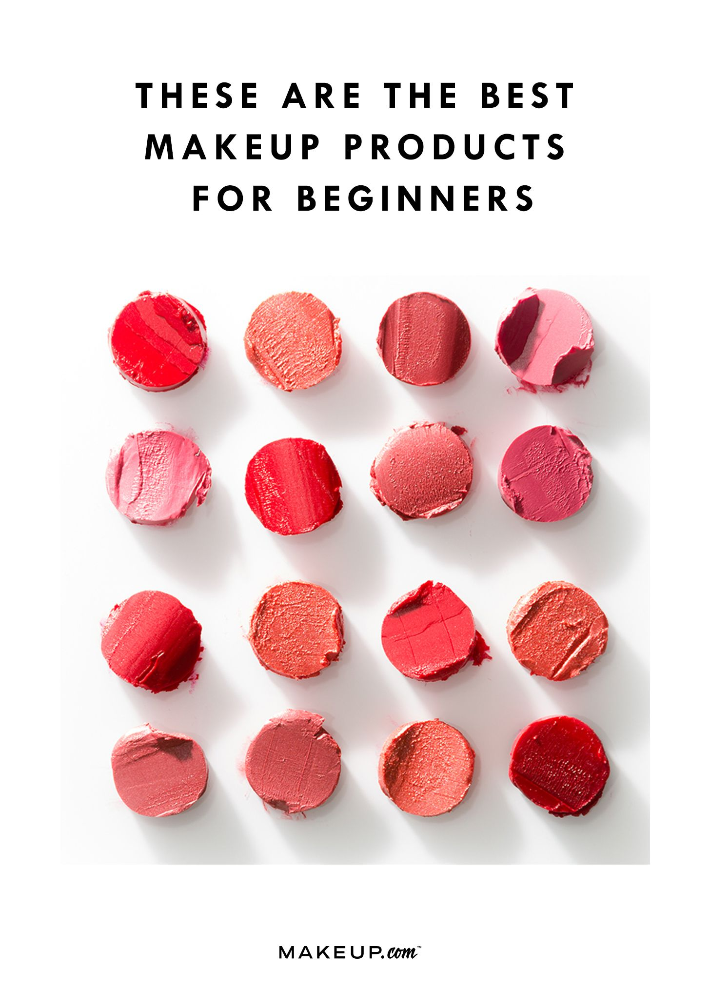 The Best Makeup Products for Beginners — And the Order You