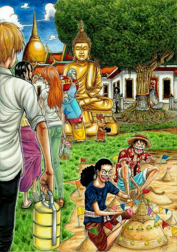 ONEPIECE 2 image by Nurkholis Majid   One piece manga, One piece main characters, One piece series