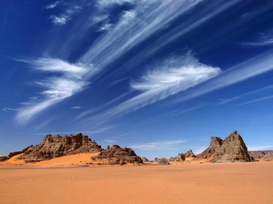 Parc national du Tassili N'Ajjer (Wilaya de Illizi)