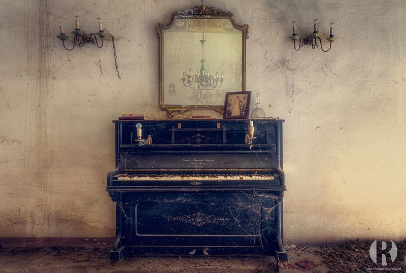 abandoned piano mal waldron