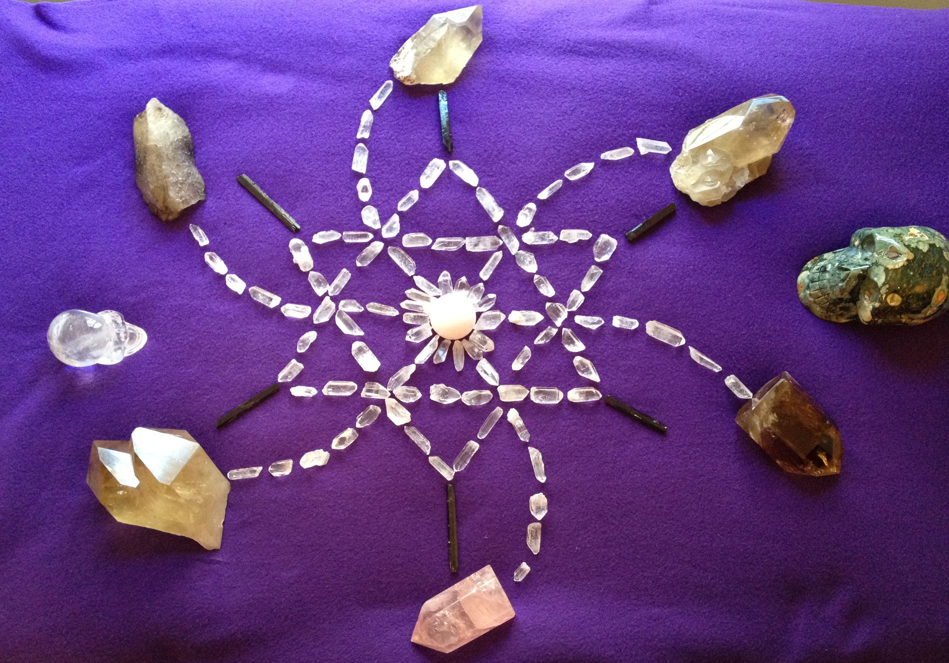 Crystal Grids What Are They & How Do They Work Professional