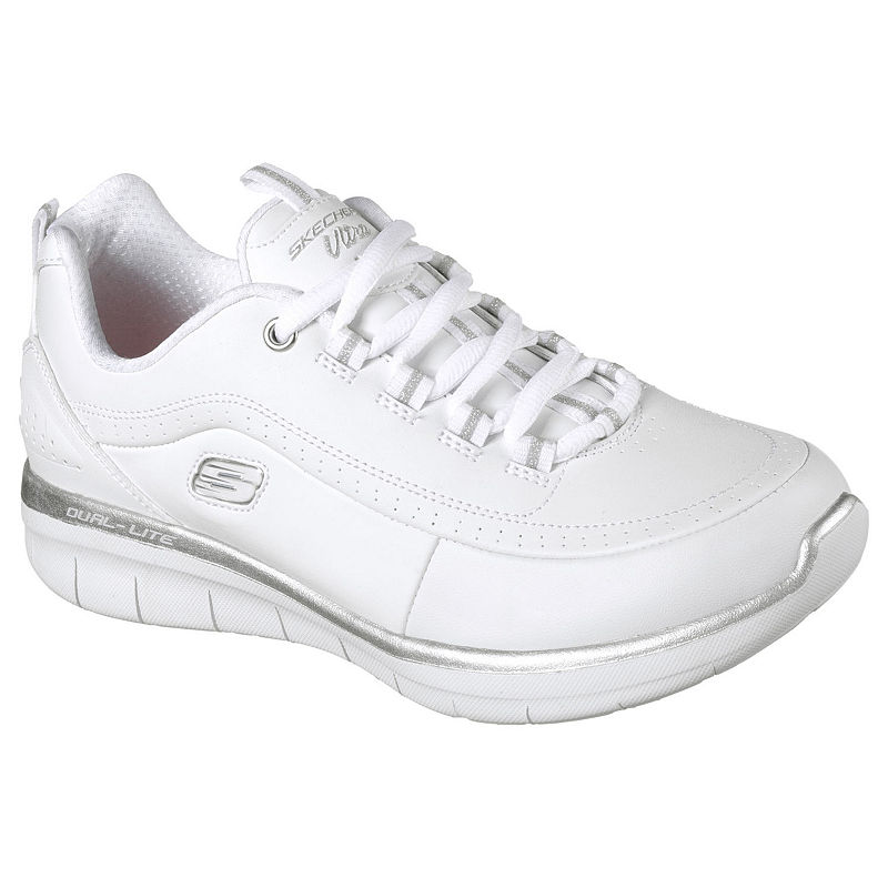Skechers Synergy 2 0 Womens Walking Shoes Lace Up Walking Shoes