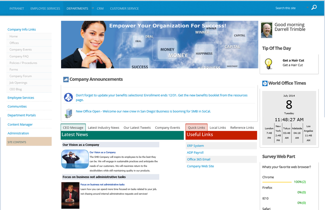 Business Applications and Templates for Office 365 and SharePoint ...
