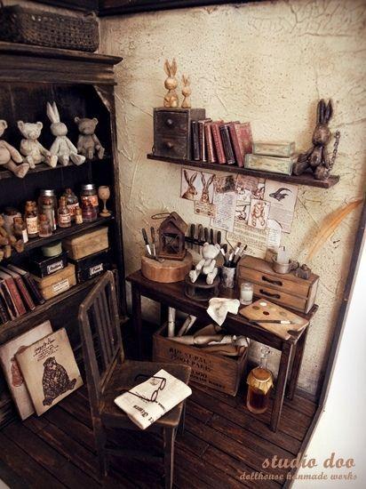 Nesting dolls Workshop. by studio soo, via Flickr