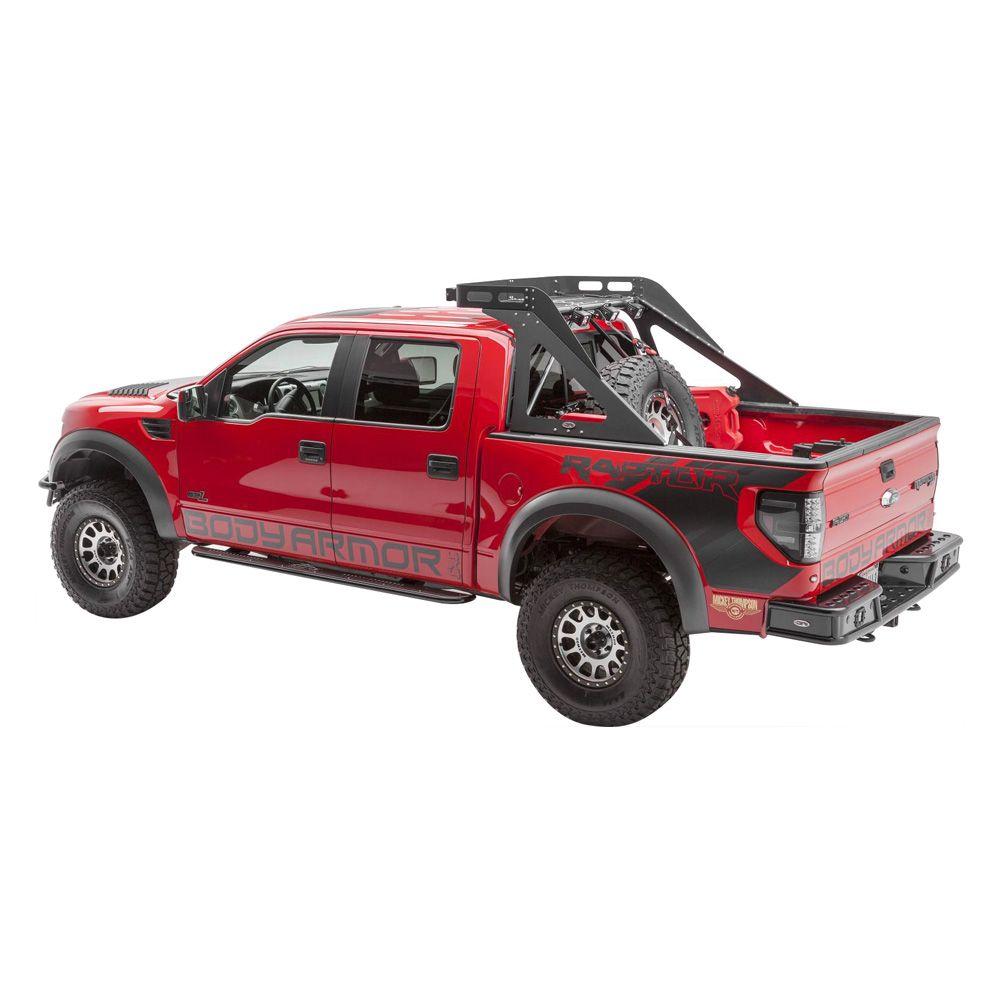Body Armor Chase Rack Camionetas Enganchados Puertas