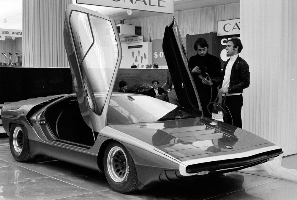 The Bertone Carabo Is A Concept Car You'll Never Forget - Petrolicious