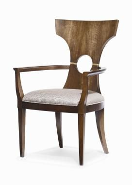 Century Furniture - Infinite Possibilities. Unlimited Attention.® Espo Dining Arm Chair 3519A
