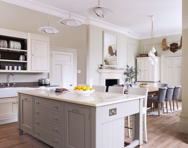 Martin Moore Company Berkshire Residence Handmade Kitchens Traditional Kitchens