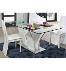 Table De Salle A Manger Design Leylina Table Salle A Manger