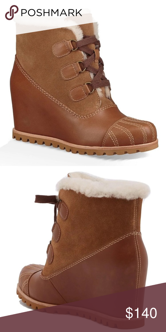 cfb39c1dcf6 🎁NEW UGG ALASDAIR CHESTNUT WATERPROOF Take on the elements while ...