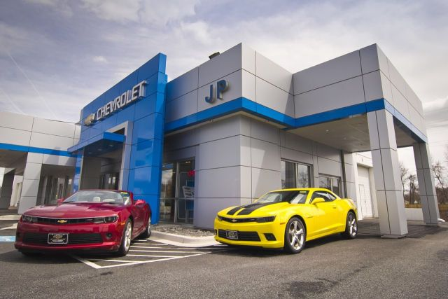 Jp Chevrolet Aberdeen Md Dealership Research Chevrolet Cars Com Dealership