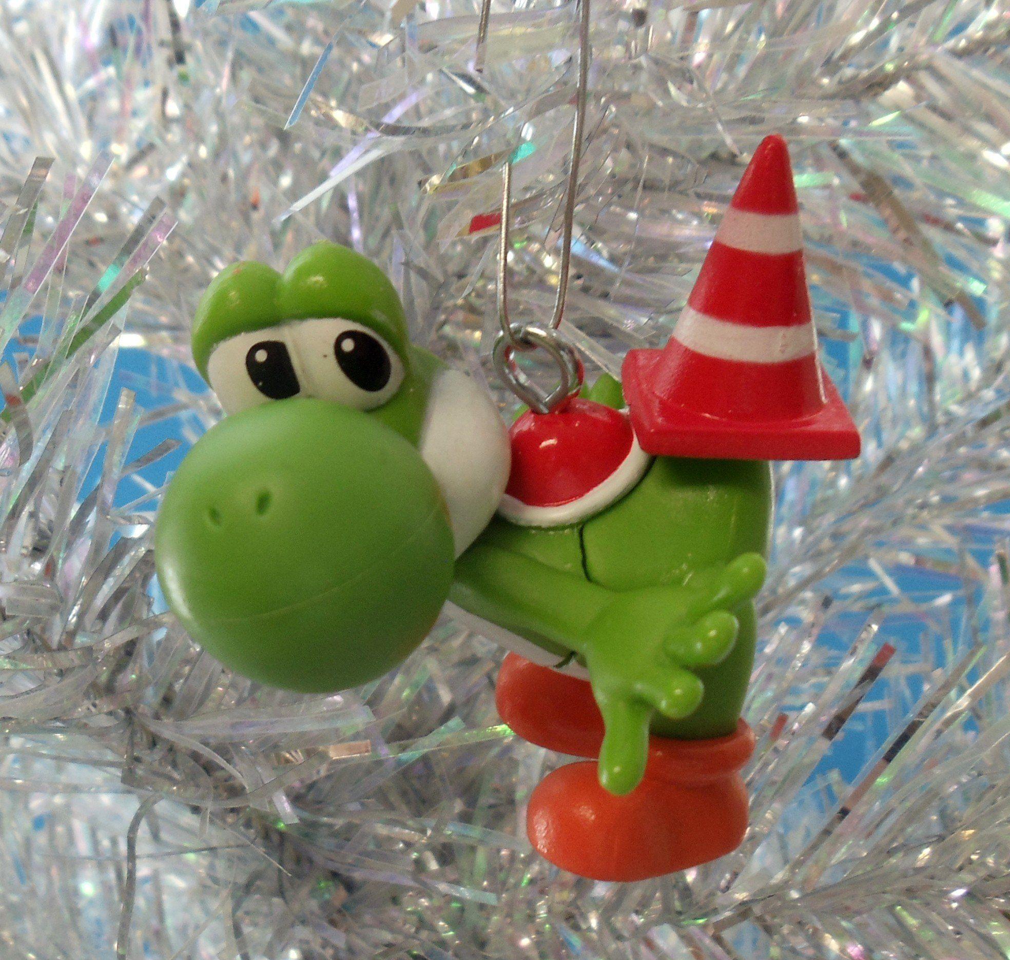 Christmas Mario Kart.Mario Kart Inspired Racing Super Mario Brothers Themed Set