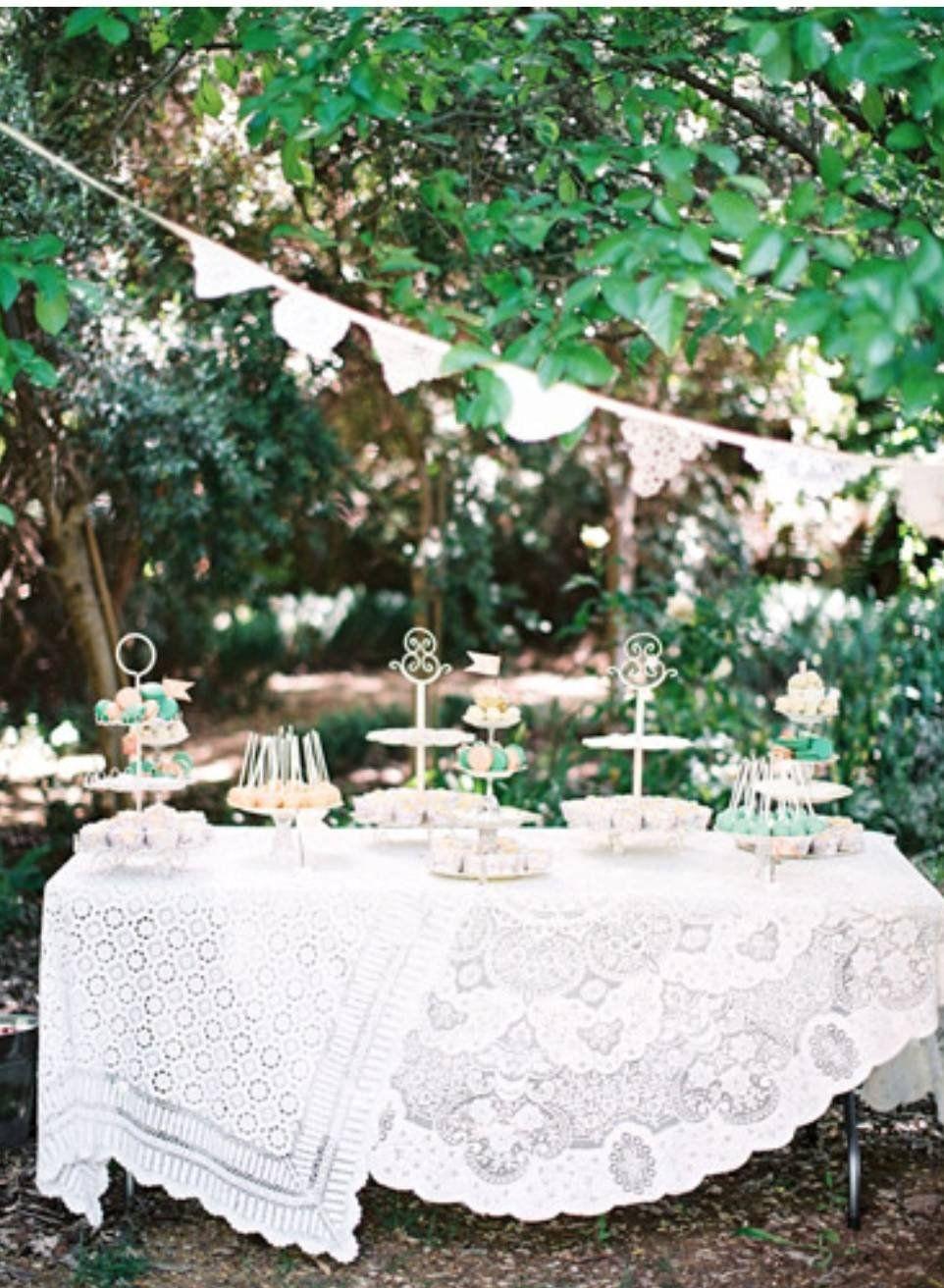 Lace Tablecloths Wedding Boho Celebration Table Cloth Etsy Lace Tablecloth Wedding Lace Tablecloth Wedding Decorations