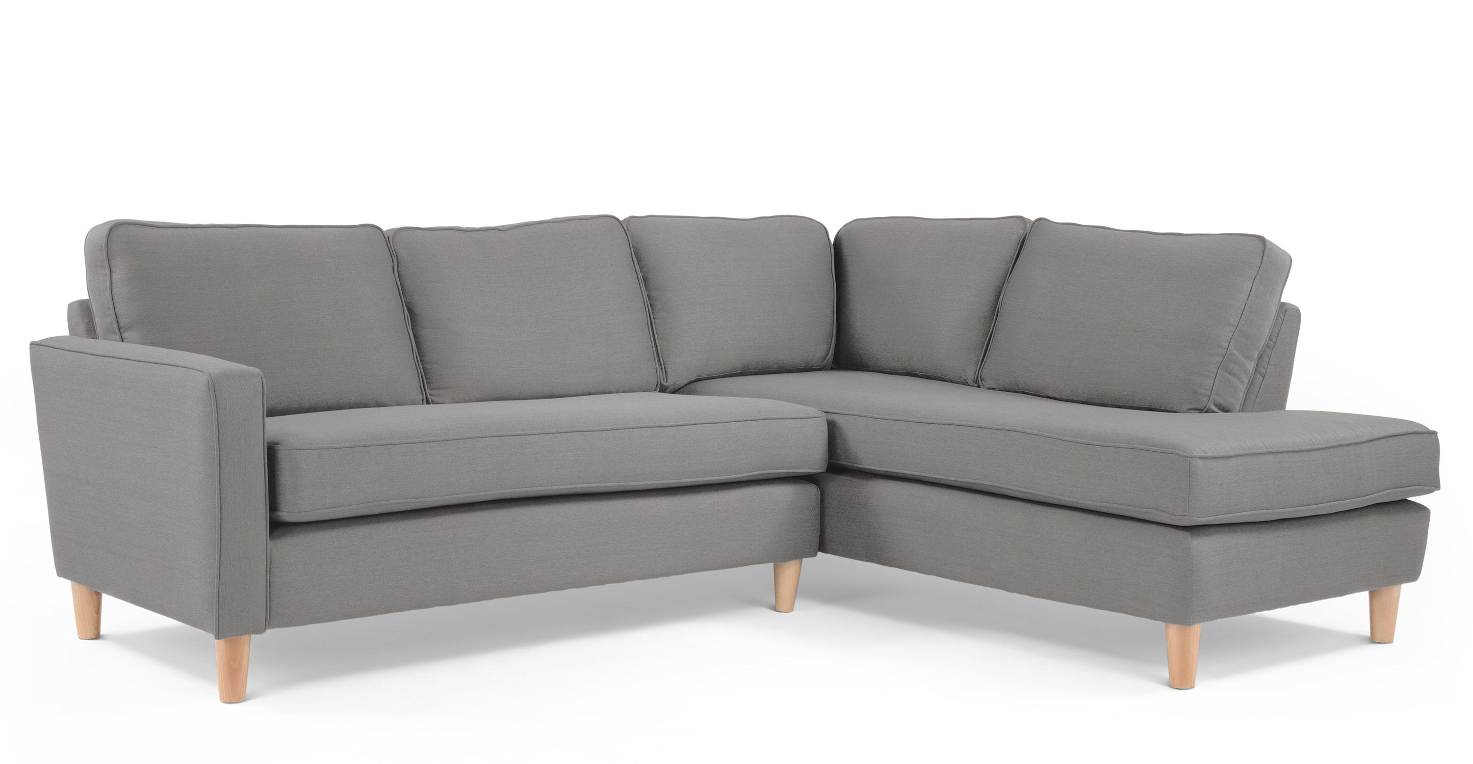 Lugano Right Hand Facing Corner Sofa Group City Grey Corner Sofa Sofa Corner Sofa Bed