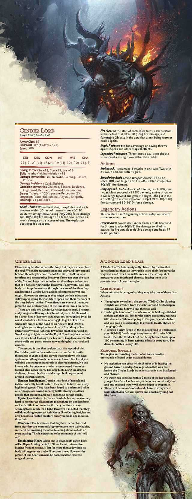 Every DnD homebrew monster I could find in 2019 | D&D | Dnd