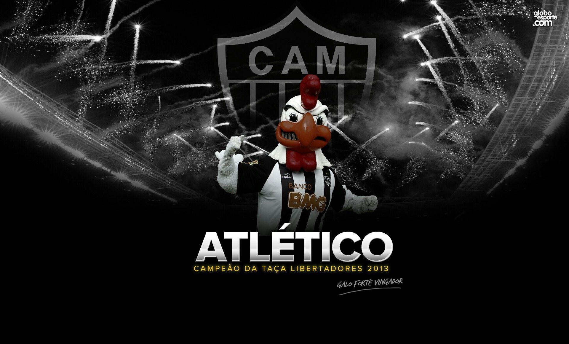 Clube Atletico Mineiro Jb Libertadores 2013 Atletico Fotos Do Atletico Mineiro