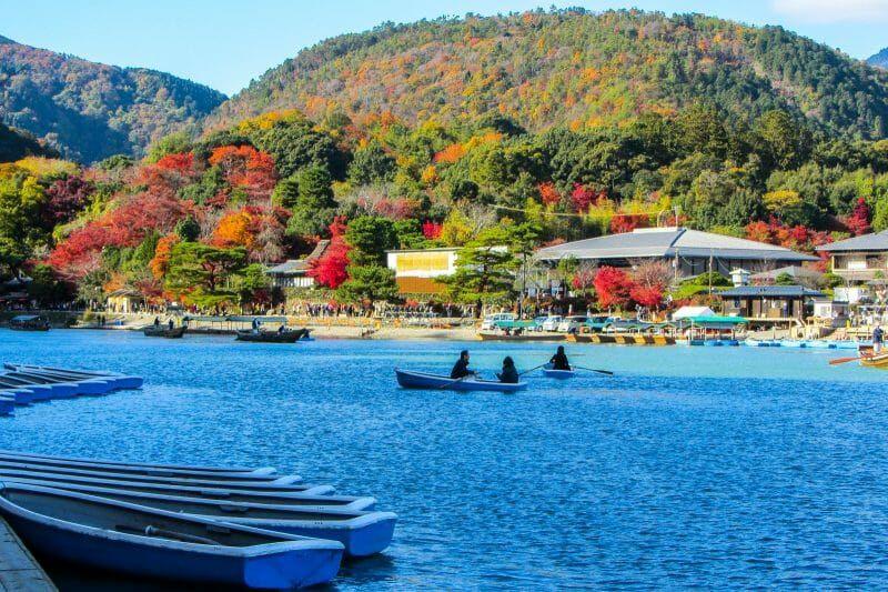 The natural beauty of Arashiyama, Japan