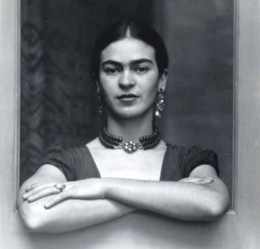 Fotografías de Peter Juley.   Frida Kahlo