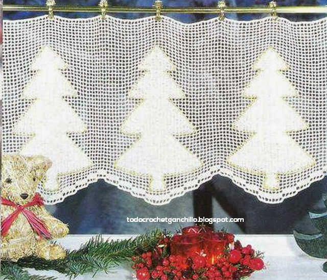Todo crochet | CRAFT - Crochet | Pinterest | Croché, Navidad y Ganchillo