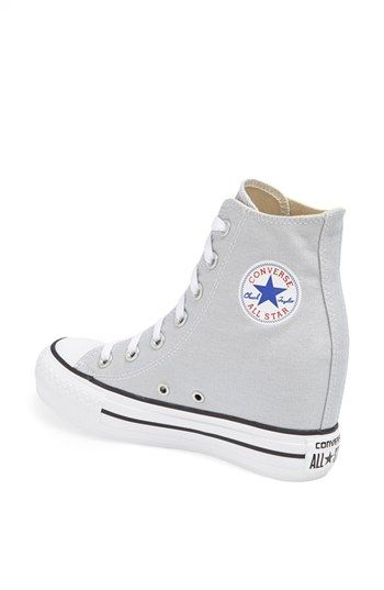 51ad43db8b8f Converse Chuck Taylor All Star Wedge Platform High-Top Sneaker ...