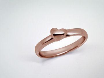 Pounding Heart Ring
