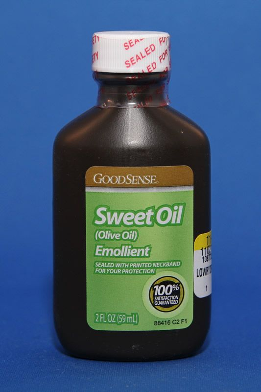 Sweet Oil Great Uses For Earache Nana Put Of Few Drops Of Warmed Oil In The Ear And Placed A W Sweet Oil For Ears Sweet Oil For Earaches Oils