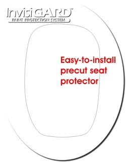 InvisiGARD Invisible Clear Paint & Headlight protection kits for
