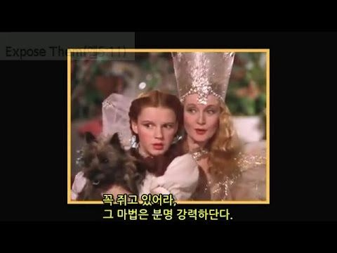 오즈의 비밀(The Secret of Oz) 2010 다큐-동화 오즈의 마법사속 숨은 미국 금권세력의 불법과 지배역사, 현대 사적...