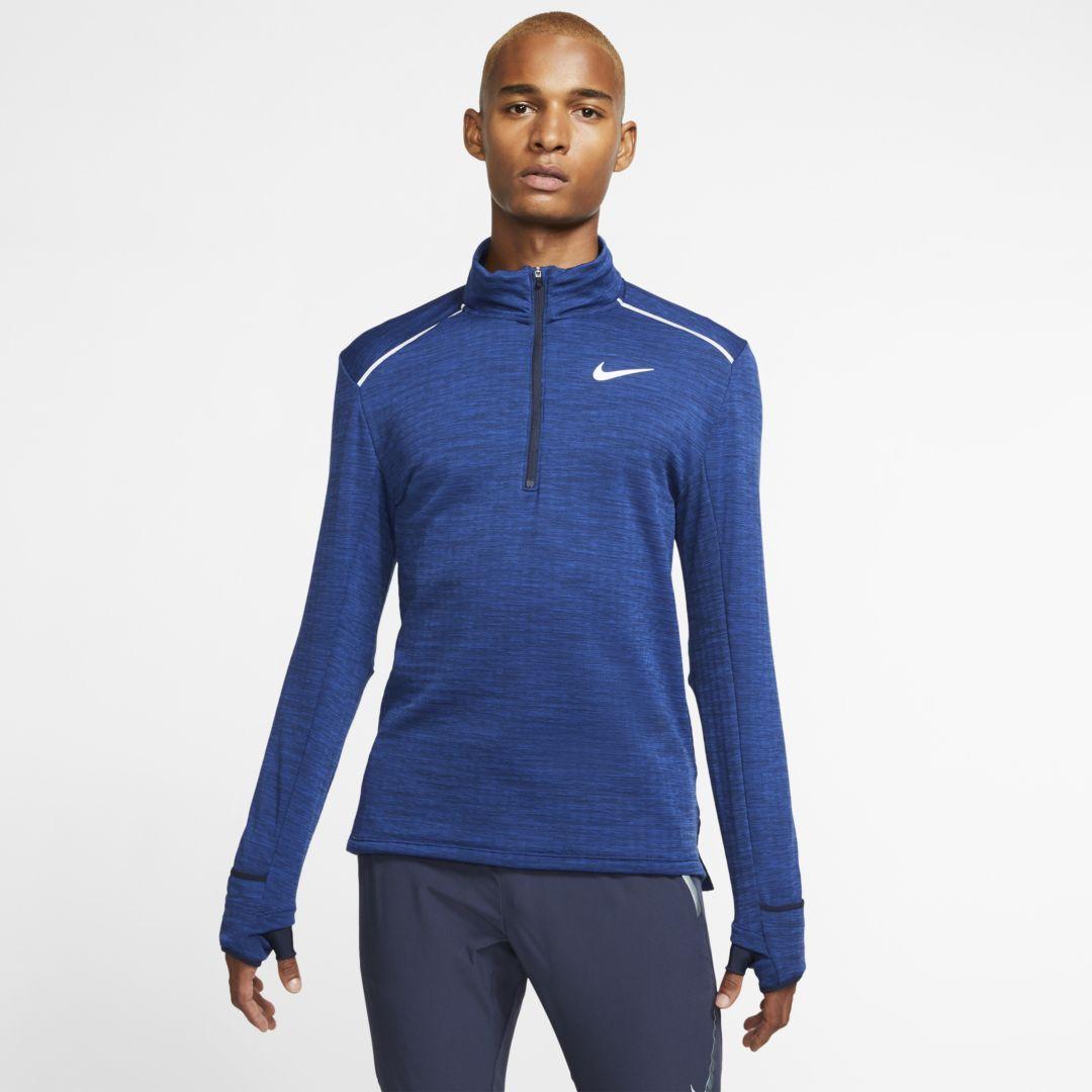 Photo of Nike Therma Sphere Element 3.0 Men's 1/2-Zip Running Top. Nike.com