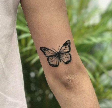 Photo of Neue Tattoo Butterfly Design für Frauen Ideen