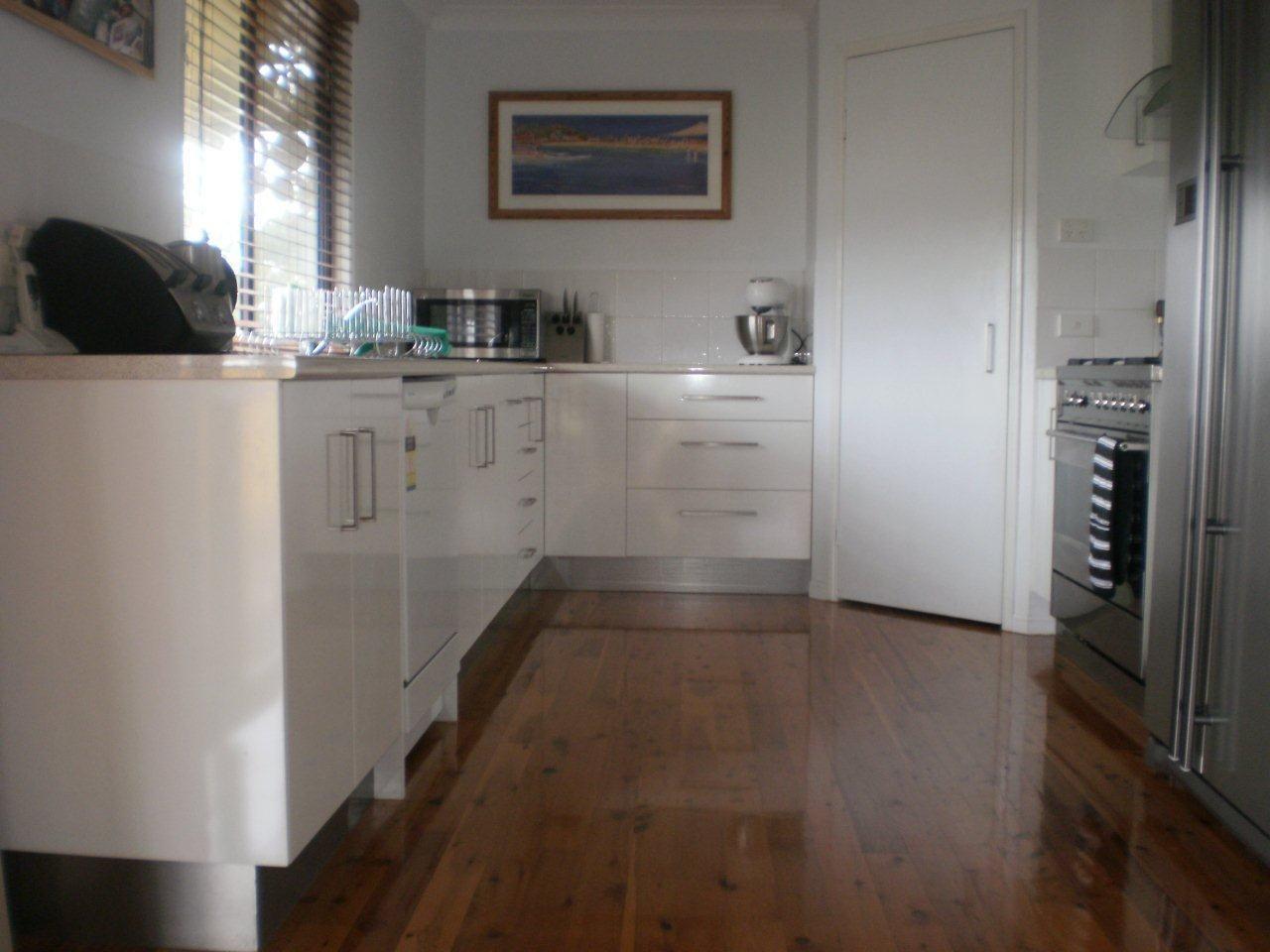 Elegant Kickboards for Kitchen Cabinets