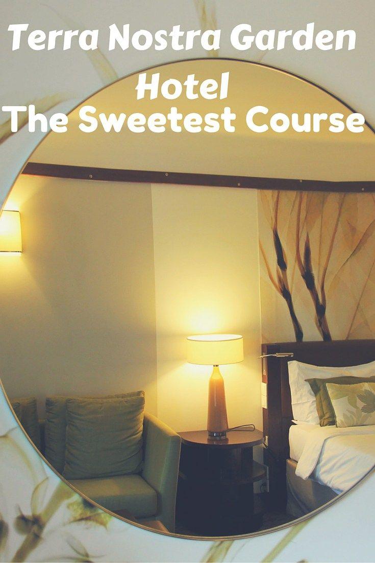 Terra Nostra Garden Hotel – The Sweetest Course  http://RoarLoud.net