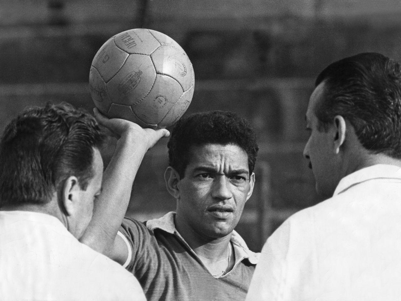 Garrincha 1966 Futbol
