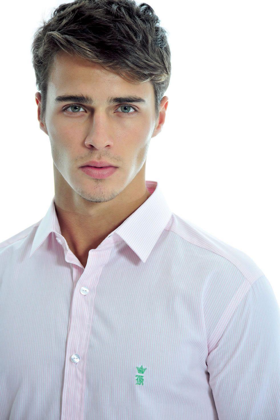 Фото красивые лица парней 14 фотография