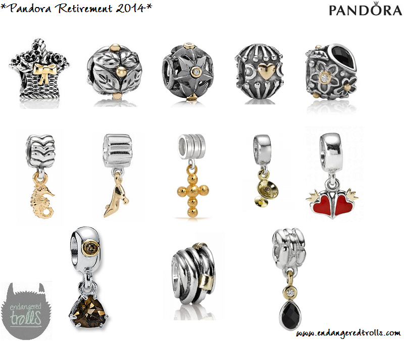 Pandora Pandora Retired Hard To Find Pinterest