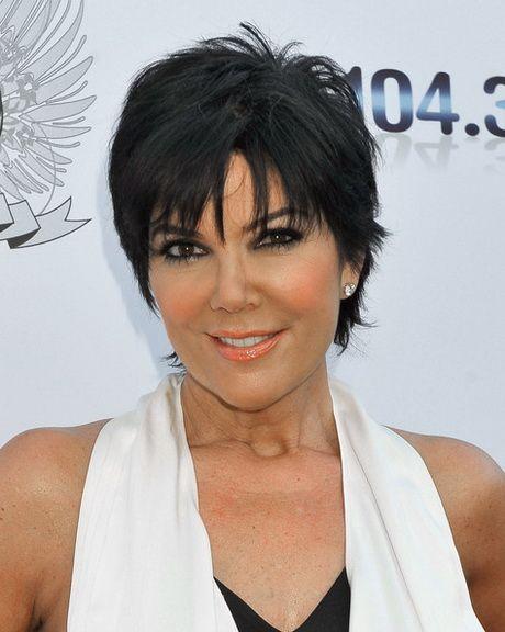 Kris Kardashian Haircut Short Hair Pinterest Haircuts