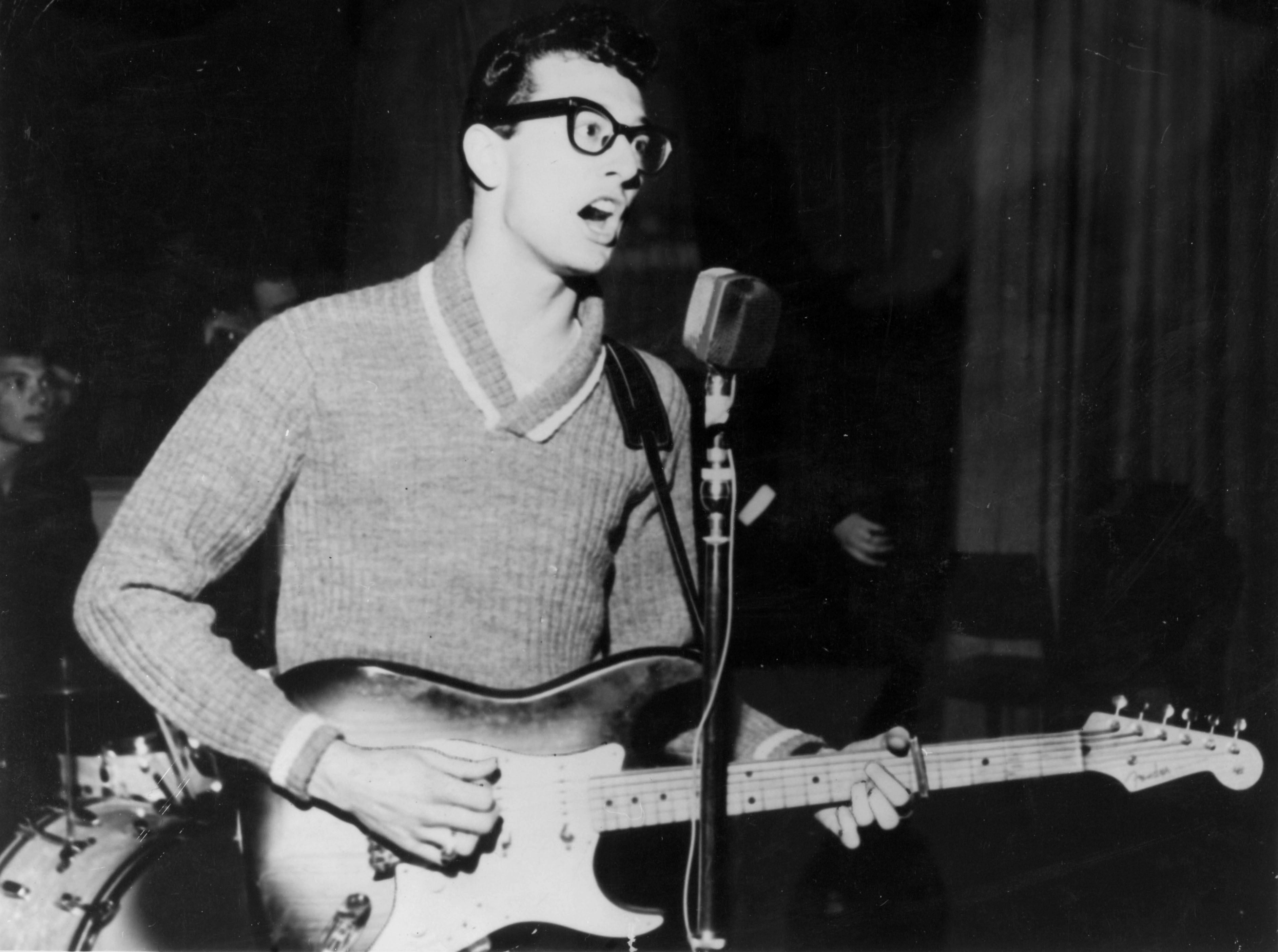 Buddy Holly - born in Lubbock, Texas, on September 1936 -Texas Monthly  Magazine