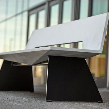 Strata Bench Landscape Forms Landscape Urban