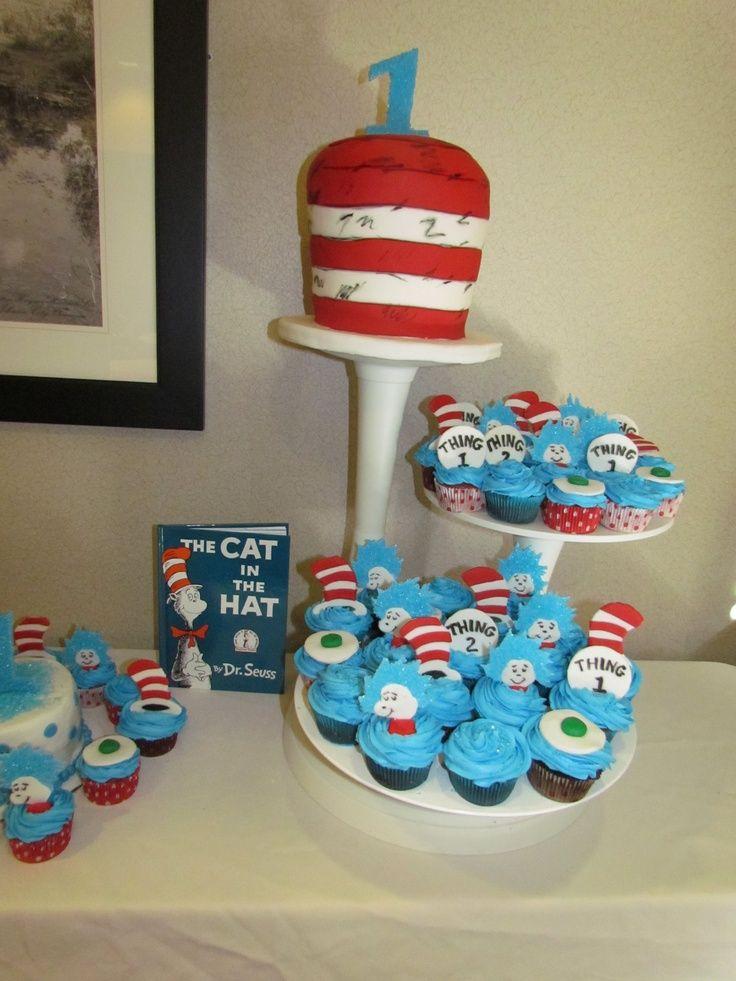 Dr Seuss Cake Ideas Dr Seuss Birthday Cake Jonahs Cake Dr