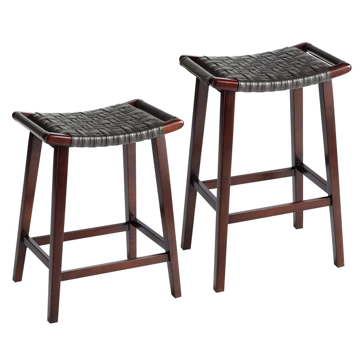 Terrific Keating Backless Bar Counter Stools Brown Pier 1 Gmtry Best Dining Table And Chair Ideas Images Gmtryco