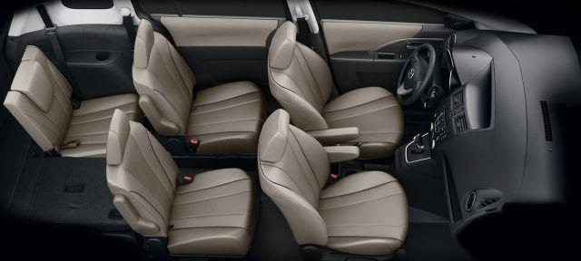 Nice 2018 Mazda 5 Minivan Interior
