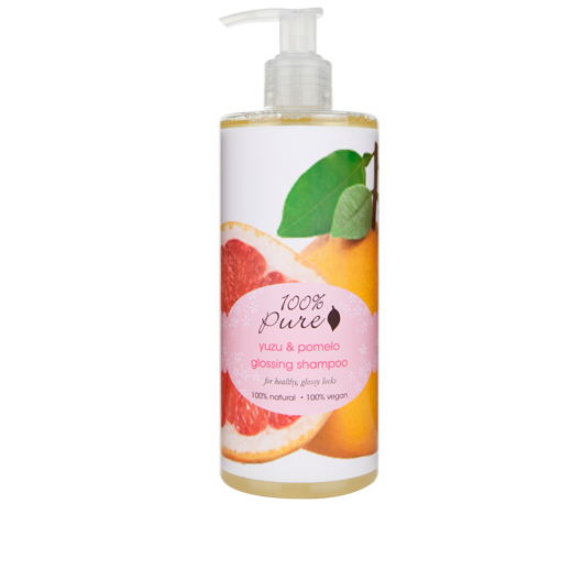 Yuzu & Pomelo Glossing Shampoo 13 oz Pure products