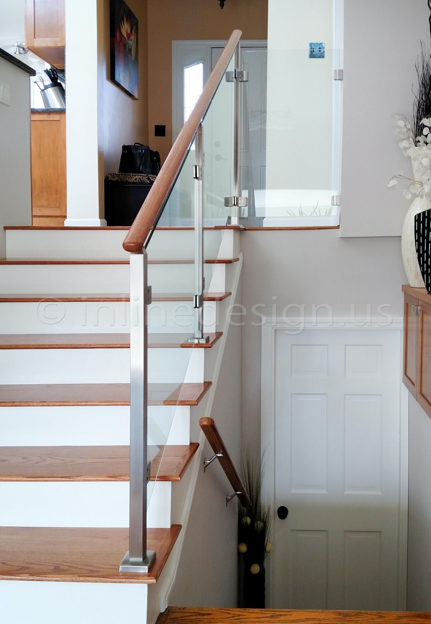 DIY Railing gallery from Inline Design's modern stainless ...