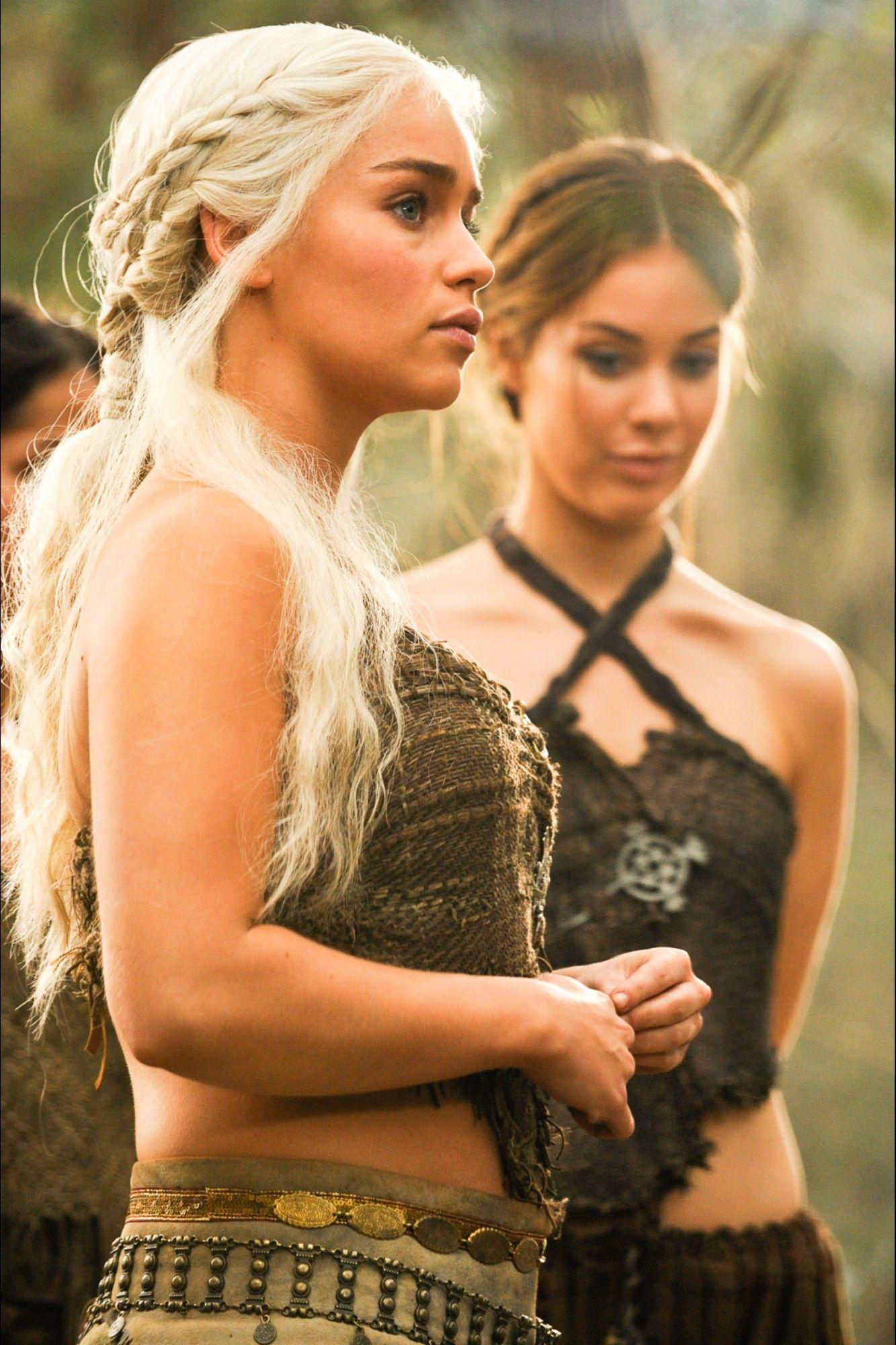 Game Of Thrones Season 1 Episode 7 : thrones, season, episode, Thrones, Season, Episode, Still, Clarke, Thrones,, Daenerys, Targaryen,, Emilia