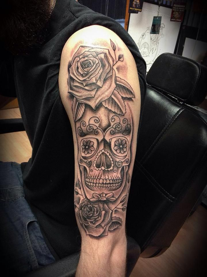 Done by stelios from eternal tattoos in howell michigan